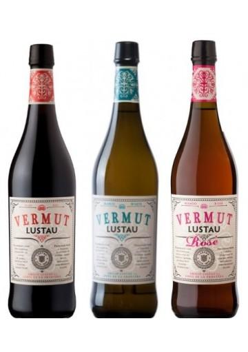 Vermut Lustau Pack-3